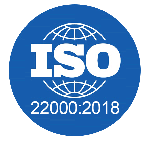 ISO 22000: 2018 - ISO Consultants - Quality Systems